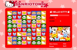 Hello Kitty Sanriotown